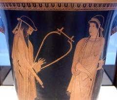 Alcaeus (al-SEE-uhs)