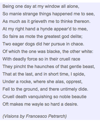 Italian sonnet