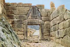 """This architecture is the __ __ located in __ __ and believed to have been constructed ca.</p> <p> 1300 BCE""""></p></div> </p></div> <div class="""
