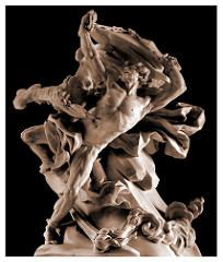 Nicolas-Sébastien Adam's mythical Prometheus