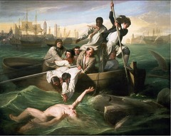 Watson and the Shark (1778) by John Singleton Copley